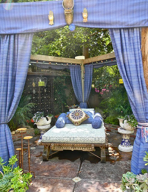 My Bohemian Home ~ Outdoor Spaces
