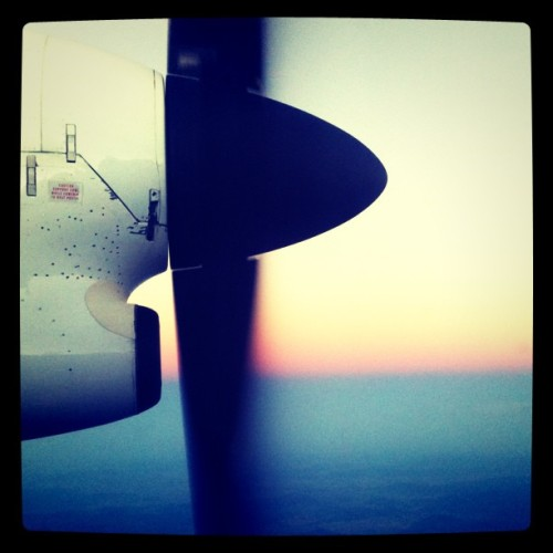 Dash 8 Part II (Taken with instagram)