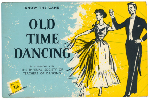 Know The Game - Old Time Dancing