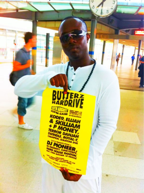 @ButterzLabel & @HardriveRecords at @CableLondon August 13th! Ticket info https://wefearsilence.databeats.com/event/136