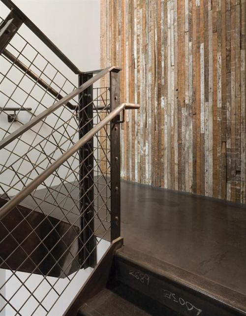 artist's studio | stair ~ oska | tom kundig
