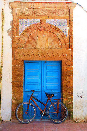 souls-of-my-shoes:  moroccan style doorway