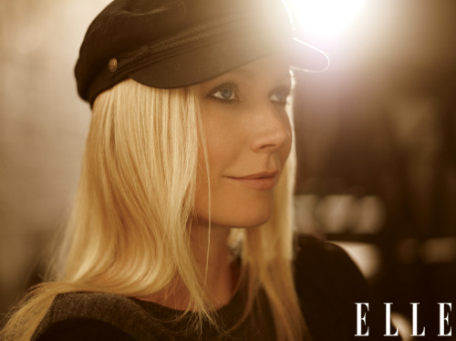 Cover Girl Gwyneth shines in our September issue! Check out the pics and interview on ELLE.com! Photo: Carter Smith