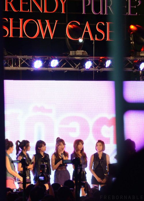 [110803] Scotch Puree Presents Trendy Puree Day With 4Minute  Showcase