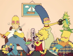 The Simpsons >