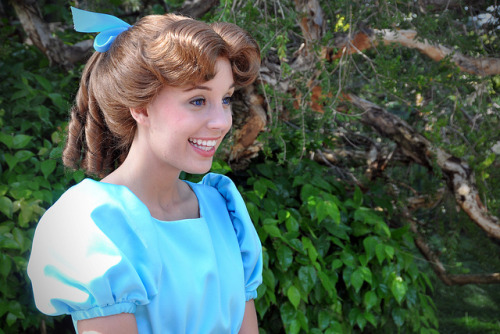 magic123happens123:  Wendy Darling by Angelasews on Flickr. HER EYES