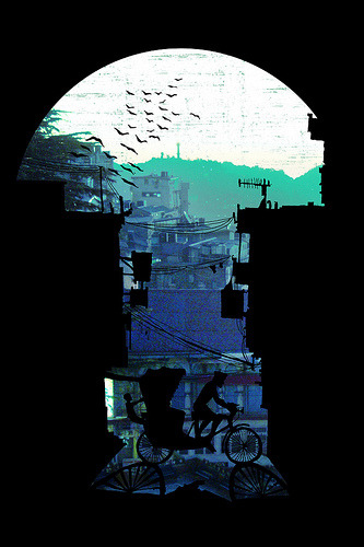 dusk blackout (by David Fleck)