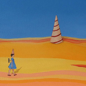 Lost in the Desert  By Jade Gola DESERT-DREAMY MIXTAPE Planningtorock - DoorwayPanda Bear - AfterburnerThe Rice Twins - Can I SayRadiohead - SupercolliderRainbow Arabia - HaiPlants and Animals - GuruRobag Whrume - Brücke VierDiskjokke - PanutupZomby - SalamanderTetine - Baby YokoRobag Whrume - Brücke Vier (reprise)The Chemical Brothers - Asleep From DayProcessory - Nightfall