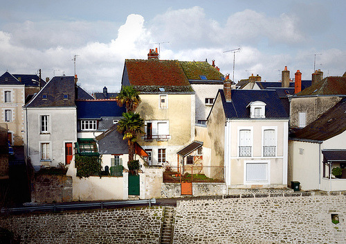 L'Île d'Or, Centre, France (by saxuisse)