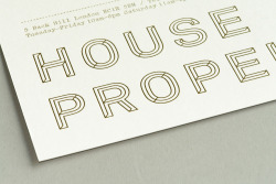House of Propellers design by Hyperkit