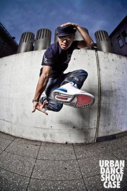 Favourite hard hip hop choreographer, Lyle Beniga, for his swaggerish style when he dances.
