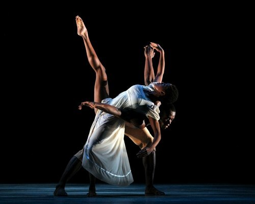 When the Alvin Ailey Dance company come back to Sadler's Wells, which they WILL, I am going.  Last show I went to was wicked, love the use of color in the costumes for the piece called Revelations.