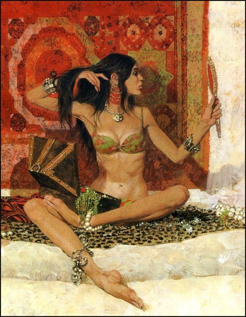 by Robert McGinnis