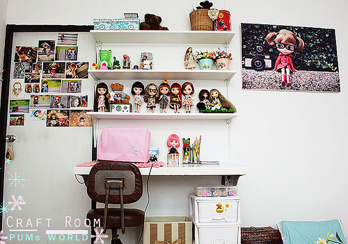 My Craft Room (by ipumuq❤Sweet Ribbon❤)