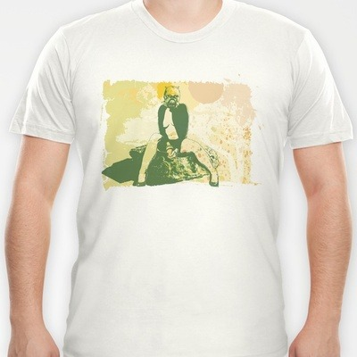 Another shirt available by me, George Lucas and Adobe Inc.  Society6 Avail in Wmns sizes…we all know it's the ladies that have money.