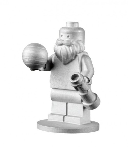 Lego Minifig's bound for Jupiter (via Wired.com)