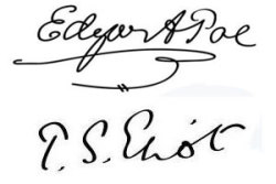 Edgar Allan Poe - T.S. Eliot
