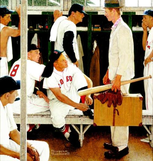 The Rookie Saturday Evening Post, March 2, 1957