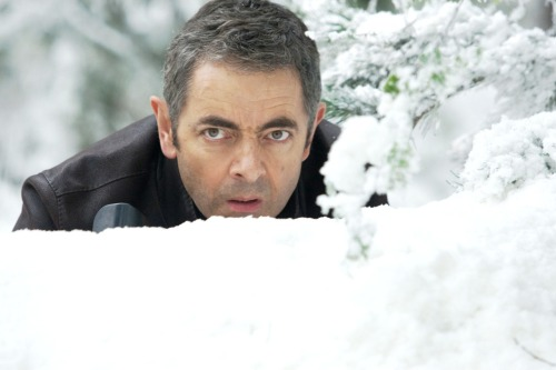 Johnny English, reborn!