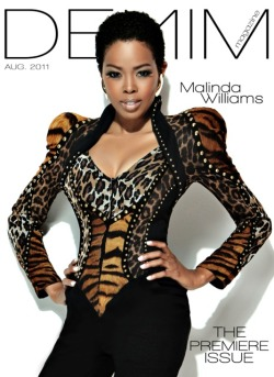 roar…. Malinda Williams