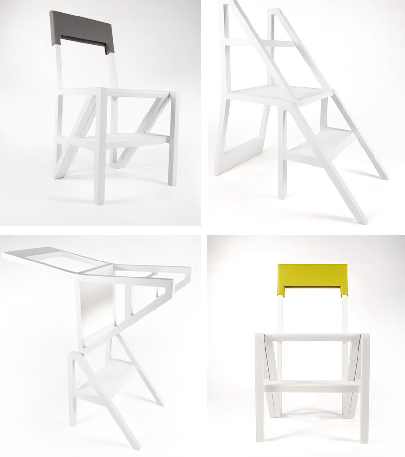 Elda Chair by Scoope Design.