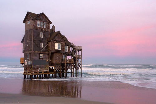 "Nights in Rodanthe beach house - ""Serendipity"""