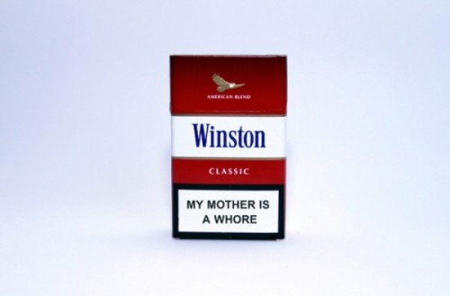 Awesome or Awful: Personally Offensive Cigarette Warning Labels (via Flavorwire » Awesome or Awful: Personally Offensive Cigarette Warning Labels)