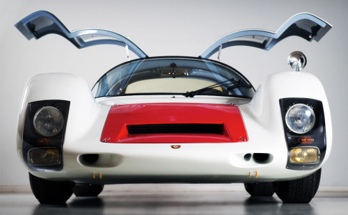 SWAG 101: 1966 Porsche 906 Carrera Competition Coupe