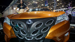 China's breakthrough car designs