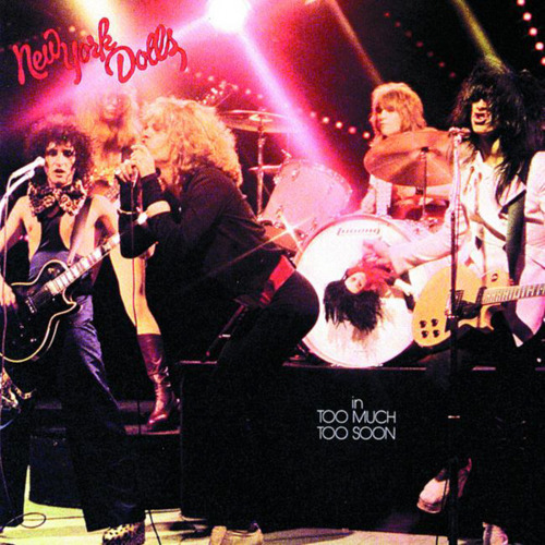 Chatterbox by New York Dolls from Too Much Too Soon