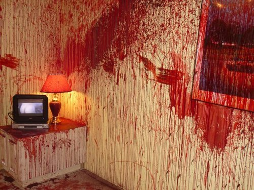 Omg this is how I want to paint my room!