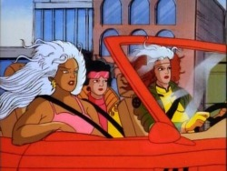 Storm, Rogue and Jubilee!!