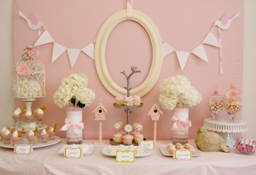 Fun Dessert table!