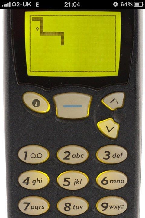 Mobile phones.