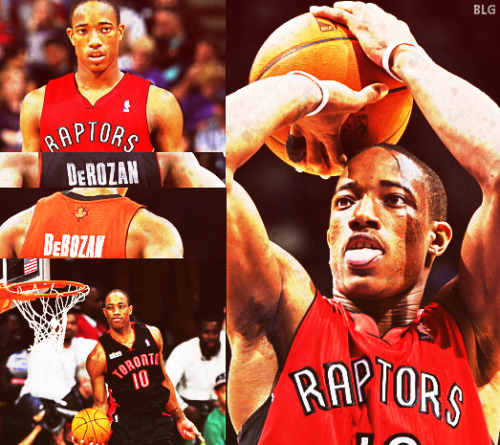 All Things Alphabetically. Day 4: All Things D. → DeMar DeRozan