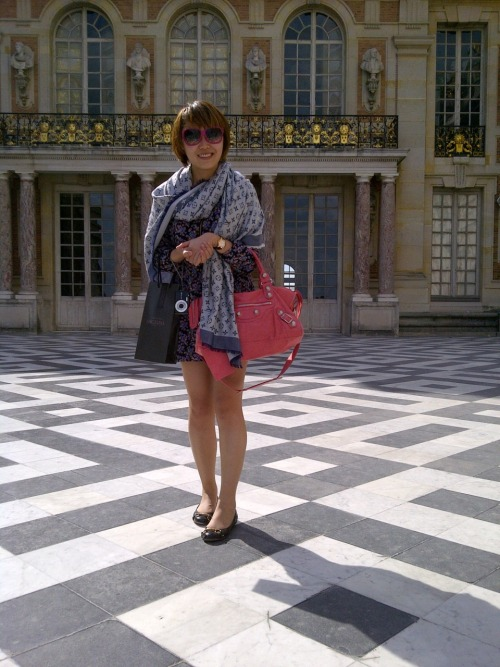 Hong-Kong Princess @ Versailles.