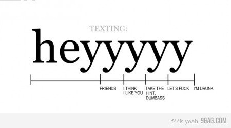 "What does your ""Heyyy"" means??"