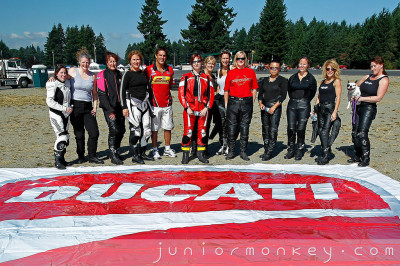 2Fast and Ducati Seattle Women's Day (Photo by JuniorMonkey)