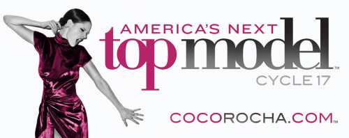 ANTM CYCLE 17 WILL FEATURE YOURS TRULY - On September 14th, Cycle 17 of America's Next Top Model returns with  its first-ever all-star cast, featuring fan favorites and outrageous  personalities from different cycles as they square off and compete for  the grand prize.  Also lending their expertise as guest judges this season are Nicki Minaj, Kathy Griffin, LaToya Jackson, Ashlee Simpson,  Tyson Beckford, Kristin Cavallari, Game, Anthony Zuiker and…. ME!For now, this is all I am permitted to say about my involvement in the show, but let me just tell you - if you've never watched ANTM before, now's definitely the time to start! ;) xoxoCOCO