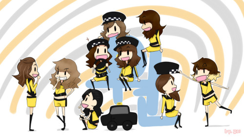 Mr. Taxi fanart