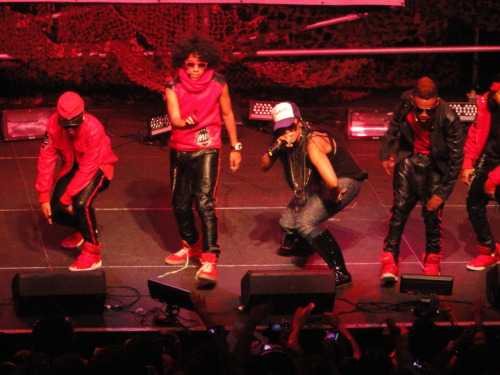 mindlessbehavior:  MB concert in Baltimore <3 <3 <3