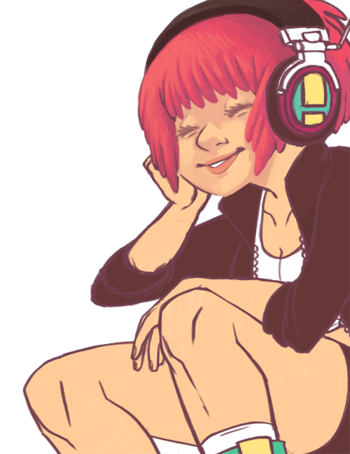 workin' on one layer. I keep forgetting how hard it is, man. I totally envy you crazy talented people who can just shit it out!! XD