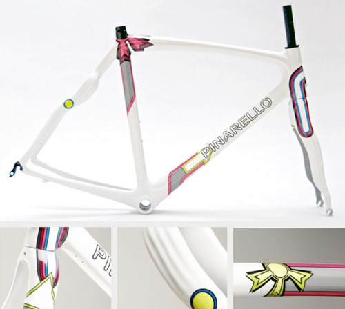 Pinarello Sailor Moon edition.