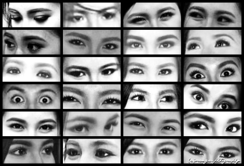 "theruleofthumb:  oh her eyes, her eyes… JuEyes :))  Juparts: JuEyes JuEyes make the stars look like they're not shining coz your eyes shine the most. :"">"