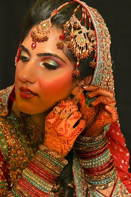 Pakistani Bride Photography: Wesaam Al-Badry
