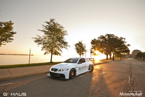 This BMW is just SICK!!   GTHAUS Wideobdy e92 BMW M3 by jeremycliff on Flickr.