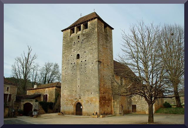 | ♕ | Church in Saint-Martin, Midi-Pyrénées, France | by PierreG_09