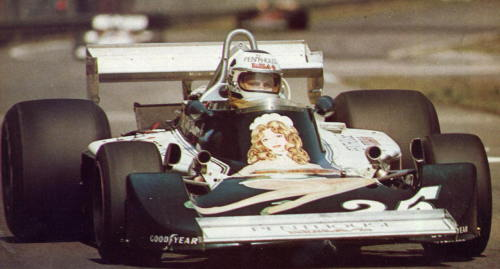 Guy Edwards/Hesketh 308 D/Zolder/1976