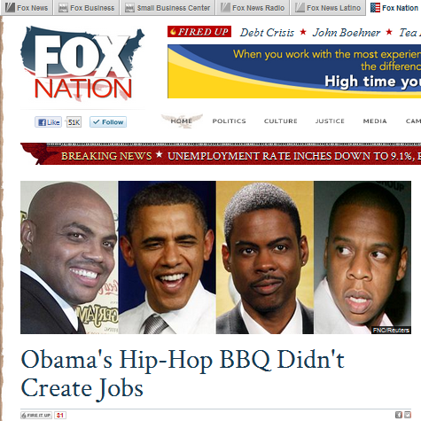 "belkis:  dropfox:  This is actually the top story on Fox News' ""Fox Nation"" right now.  Let's discuss a Republican House of Representatives where the GOP's failed to introduce bills creating jobs."