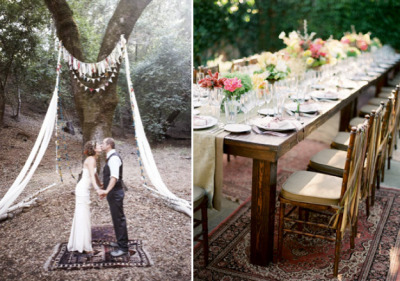 hipsterbride:  (via Enjoy Events Co. // Celebration, Planning & Design in the Bay Area // Emily Read Bentley &: bring the indoors, out)